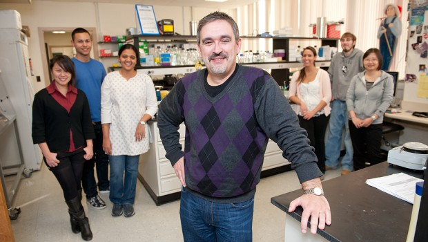 Lopes lab discovers novel regulation of model genes in yeast