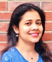 Photo of Mrinalini Ghoshal